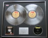 BEE GEES - Saturday Night Fever Platinum DOUBLE LP & CD